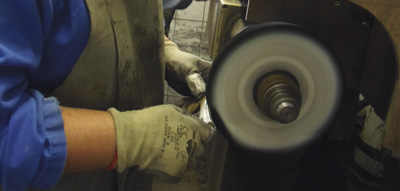 Fabrication et rénovation de pièces de serrurerie ou métallerie décorative en bronze et laiton